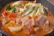 5色のミラクルチェンジ鍋3