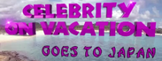 「Celebrity On Vacation: Goes to Japan」タイトルロゴ