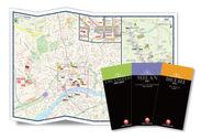 街を一望。JALシティガイドマップ