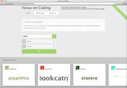 Focus on Codingの画面