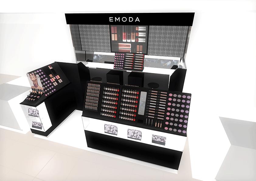 EMODA COSMETICS 西武渋谷店