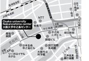 中之島センター 地図