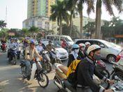 ベトナムでのバイク・カーシェアリングのソーシャルビジネスに留職