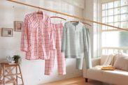 部屋干しパジャマ1