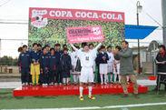西日本地区決勝へ勝ち進んだ田辺中学校サッカー部