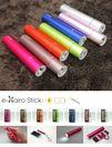 充電式カイロ+予備バッテリー+LEDライトの3WAY機能「e-Kairo Stick」