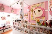 Jetoy Japan STORE店内