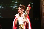 2012年グランプリ 田中桃さん