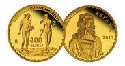 400ユーロ金貨