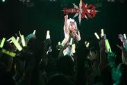 柊木りお ライブの様子