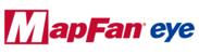 「MapFan eye」ロゴ