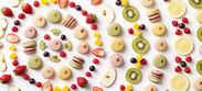 果物のマカロン「ま果ろん」