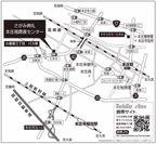 本庄南葬斎センター 案内図