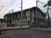 裾野市立西小学校体育館