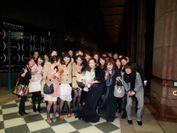 2013年バースデーにてファンの皆様との記念撮影