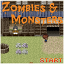 Zombies & Monsters
