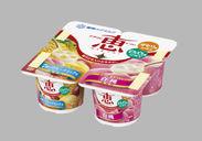 『ナチュレ 恵 megumi 7種のフルーツミックス+白桃』