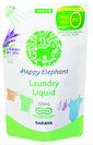 ハッピーエレファント液体洗たく用洗剤 つめかえ用