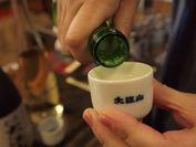 奥能登の酒蔵で新酒を利き酒(能登の花ヨメプロジェクト女子旅)