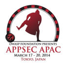 OWASP Global AppSec APAC2014ロゴ