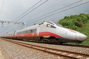 イタリア国鉄の誇るフレッチアルジェント(銀の矢)
