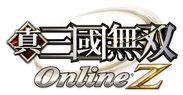 真・三國無双 Online Zロゴ