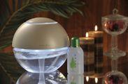 『緑林の香り』『IYASHI BALL』