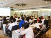 台湾で開催した不動産投資セミナー