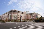 南砂町ショッピングセンターSUNAMO(スナモ)」外観