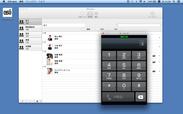 Mac OS用画面イメージ