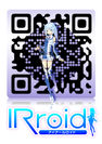 IRroid QRcode