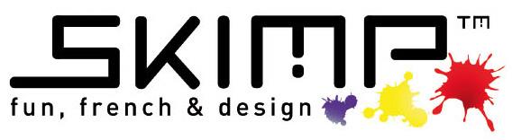 SKIMP ロゴ