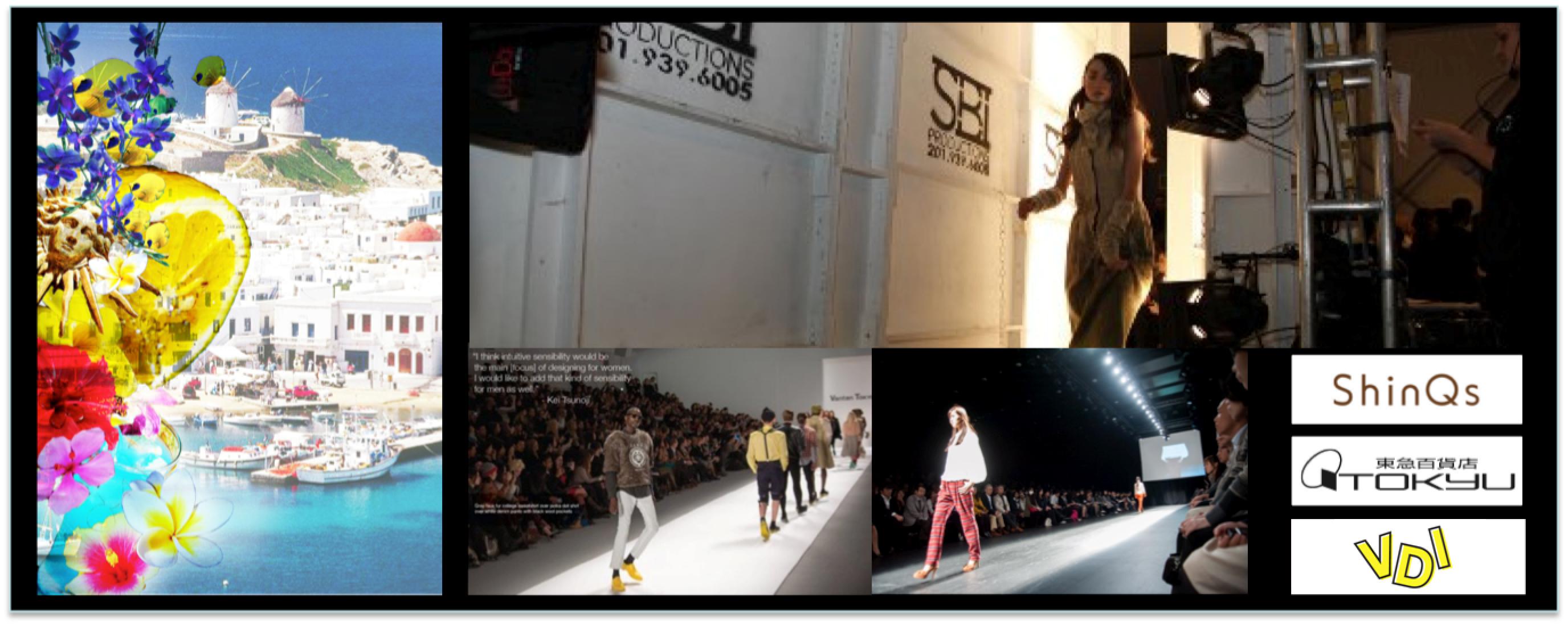 ファッションショー(イメージ画像)