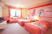 プリキュアルーム客室画像(1)