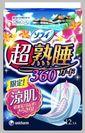『ソフィ 超熟睡(R)ガード 涼肌(R)』360