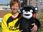 中村 美希選手「メタボなお腹がかわいい!」