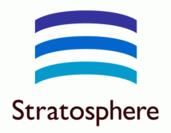 株式会社ストラトスフィア ロゴ