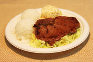 「BBQ ビーフステーキプレート」 900円(税込