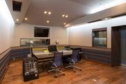 「Magi Sound Studio」 コントロールルーム