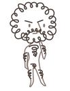 イメージキャラクター(IPPOくん)モジャモジャVer