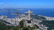 龍馬立像 イメージ図(リオのキリスト像建立地と環境が似てる)