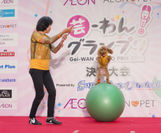 2013年度チャンピオン 鮫島さんとリクくん