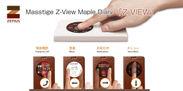 GALAXY S5 Masstige Z-View Maple Diary 2