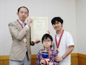 第4回日本数学オープン 優勝「らまぬじゃん」チーム
