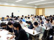 第4回日本数学オープン 競技中の様子