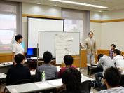 第4回日本数学オープン 決勝ステージの様子