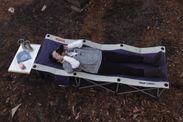 天体観測ベッド(ご利用無料)