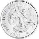 銀貨共通デザイン面