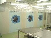 無塵衣洗濯室
