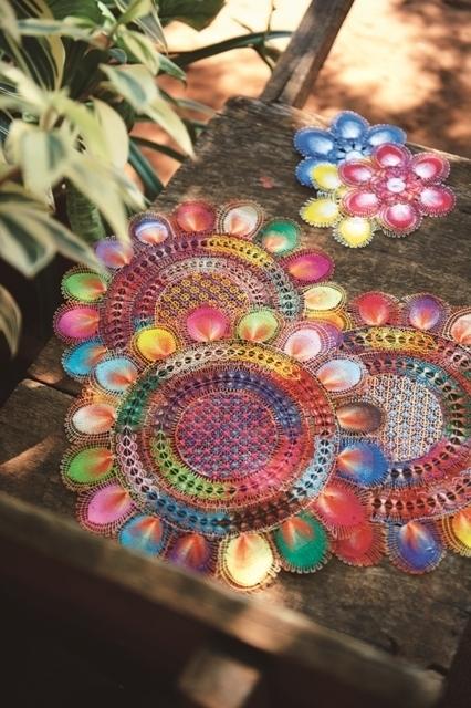 ニャンドゥティ テーブル雑貨